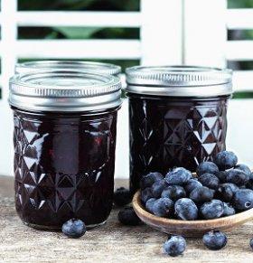 蓝莓酱可以减肥吗 蓝莓酱的热量高吗 蓝莓酱的营养价值