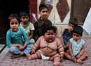 婴儿体重超标四岁大