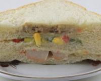 菠菜蛋饼三明治的做法 菠菜蛋饼三明治 补叶酸食谱
