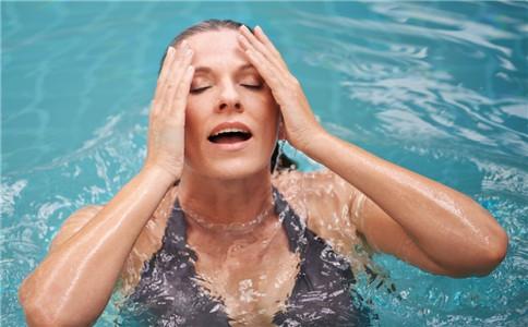女性月经期不宜游泳