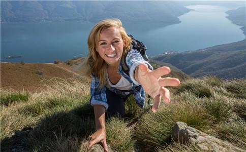 攀岩运动虽危险 但有6个大功效