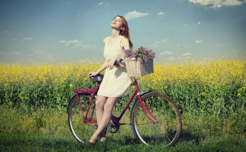 骑自行车竟然可以减肥 减肥的5个运动