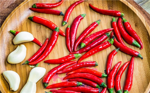 辣椒能祛湿吗 哪些食物能祛湿 祛湿吃什么好