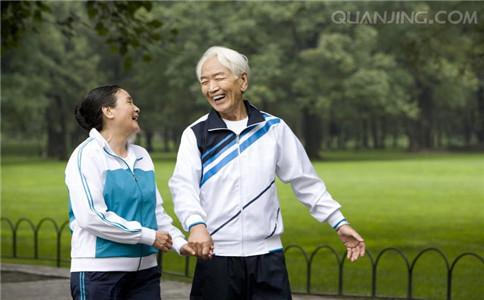 老人肌肉拉伤的预防与处理