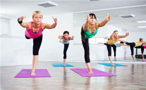 4种最适合的运动 让女性更有自尊