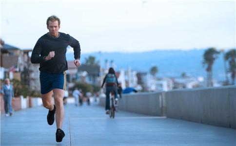男人健身首选慢跑 有10大健身功用