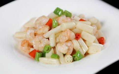 孕期补钙食谱 三色炒虾仁的做法 三色炒虾仁