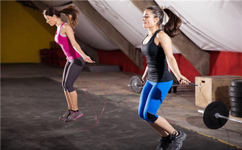 跳绳促进排卵 女性运动的好选择