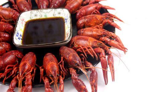 三万食客齐聚盱眙 龙虾有什么营养 哪些人不宜吃小龙虾