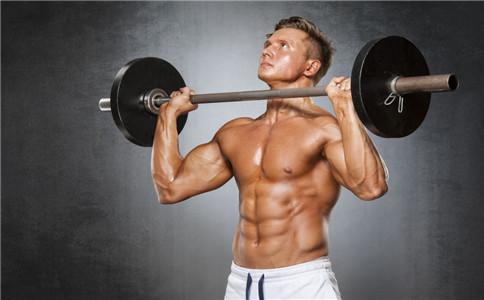 肱二头肌杠铃弯举 练杠铃弯举的动作 怎么练肱二头肌最快