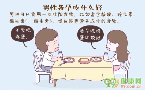 男性备孕吃什么好 备孕男性吃什么补精 备孕男性的饮食要注意什么