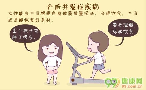 产后并发症 产后手腕腱鞘炎 产后骨质增生