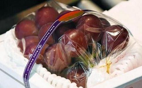 两千多元一颗葡萄 日本天价葡萄 葡萄有什么营养