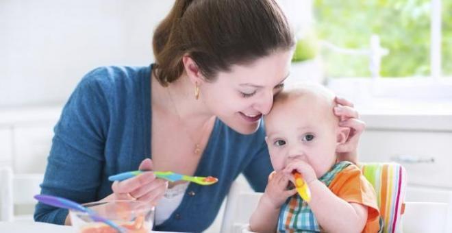 高温天气下 宝宝饮食该这样安排