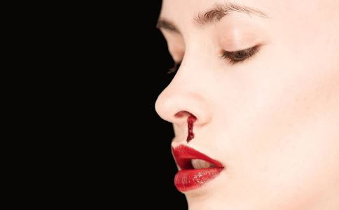 少量间断流鼻血或因脾虚 流鼻血防治方法