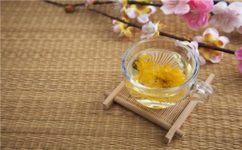 菊花茶有什么功效 菊花茶有什么作用 菊花茶的泡法