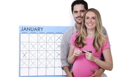 预产期一点也不准怎么办 预产期怎么算 预产期一到宝宝就会出生吗