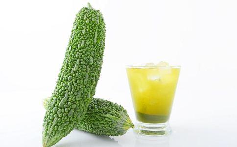喝苦瓜汁有什么好处 为什么要喝苦瓜汁 苦瓜汁有什么功效