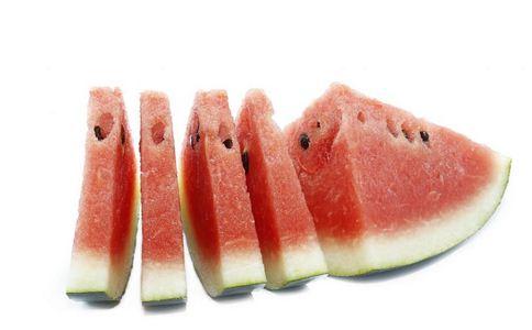 世界最小西瓜来了 哪些人不宜吃西瓜 西瓜怎么吃