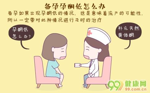 备孕孕酮低怎么办 备孕孕酮低症状 备孕孕酮低吃什么好