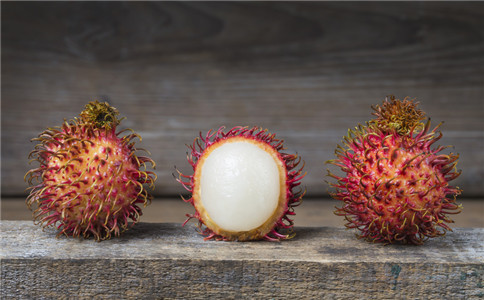 红毛丹有什么营养 吃红毛丹的好处 红毛丹的吃法