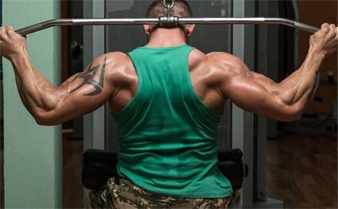 背阔肌的位置 背阔肌的作用 背阔肌的益处