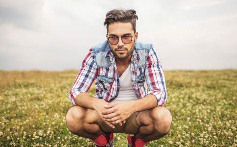 怎么挑选合适的太阳镜 不同脸型的人怎么选择墨镜 男士墨镜怎么选