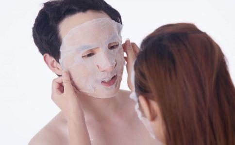男人敷面膜的时间多久比较好 面膜有哪些类型 男人怎么敷面膜