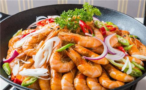 虾怎么吃健康 吃虾的禁忌 虾不能与什么食物一起吃