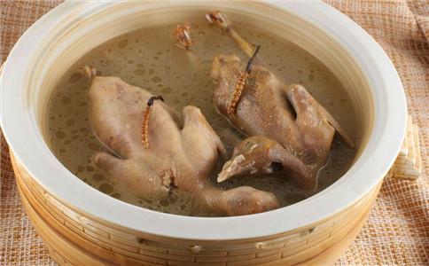 山药鸽子汤的做法 山药鸽子汤功效 山药鸽子汤功效怎么做