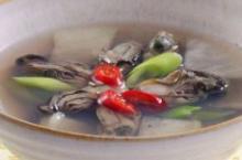 孕期补钙食谱 牡蛎豆腐羹的做法