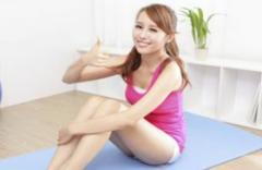 轻松瑜伽助睡眠 就这七个动作