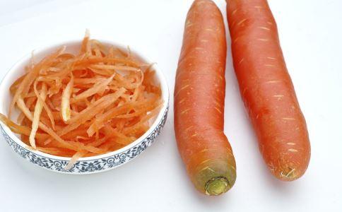 防妊娠高血压食谱 干胡萝卜丝小炒的做法 干胡萝卜丝小炒