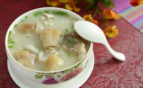 催奶猪蹄汤 猪蹄汤可以催乳吗 催奶猪蹄汤怎么做