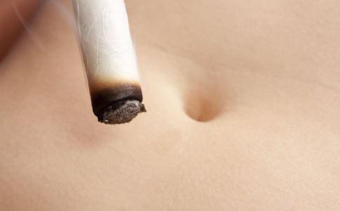 艾灸肚脐的好处 肚脐艾灸能不能天天做 肚脐艾灸注意什么