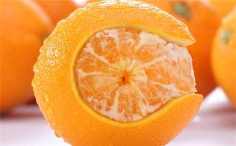 桔子有什么营养 怎么健康吃桔子 如何挑选桔子