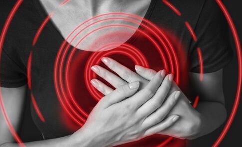 每年新发心梗60万 12种坏习惯会伤心