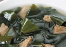 孕妇补蛋白质食谱,鲜味海带汤的做法,鲜味海带汤
