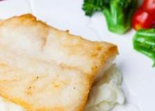 孕期食谱,蒜蓉蒸鳕鱼的做法,蒜蓉蒸鳕鱼