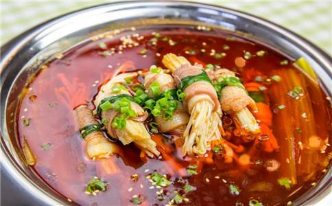 金针菇的做法 金针菇的吃法 金针菇怎么做好吃