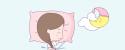 孕期必须一夜保?#32959;?#20391;睡吗