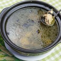 孕期食谱 鸭血豆腐汤的做法