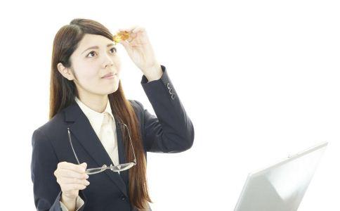 白领们怎么保护眼睛 上班族护眼方法 上班族喝什么茶可以保护眼睛