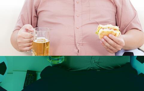 210余斤男子缩胃减肥 如何有效减肥 减肥的方法有哪些