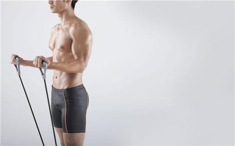 弹力绳背部训练 弹力绳怎么练背 弹力绳使用注意事项