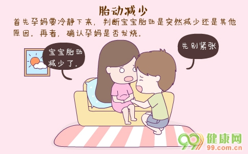 胎动减少 胎动减少怎么办 胎动次数多少是正常