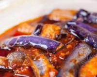好孕食谱 红烧茄子的做法 红烧茄子