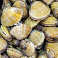 孕期补钙食谱 黄豆文蛤汤的做法