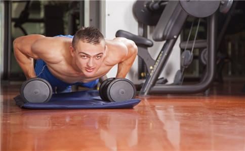 胸肌中缝俯卧撑 胸肌中缝怎么锻炼 俯卧撑如何练胸肌中缝