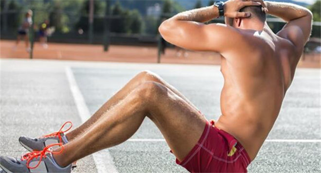 腹外斜肌如何锻炼 腹外斜肌锻炼 腹外斜肌在哪